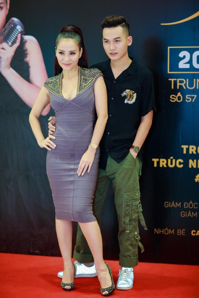 Ali Hoang Duong hua se khong phan boi 'su phu' Thu Minh hinh anh 4
