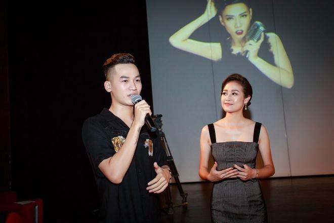 Ali Hoang Duong hua se khong phan boi 'su phu' Thu Minh hinh anh 5