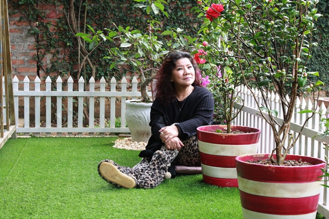 NSND Thanh Hoa: 'Ca si nhac do co thu nhap tot' hinh anh 2
