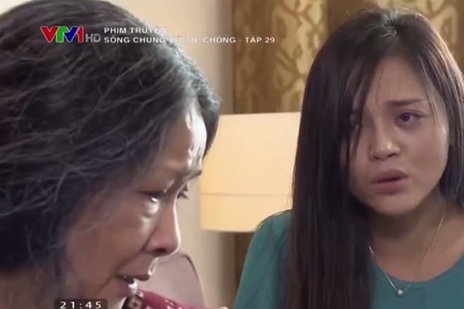 'Song chung voi me chong' bot khoc liet so voi kich ban goc Trung Quoc hinh anh