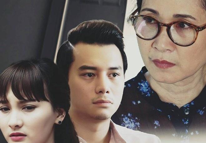 'Song chung voi me chong': Nhan van hon tieu thuyet Trung Quoc hinh anh