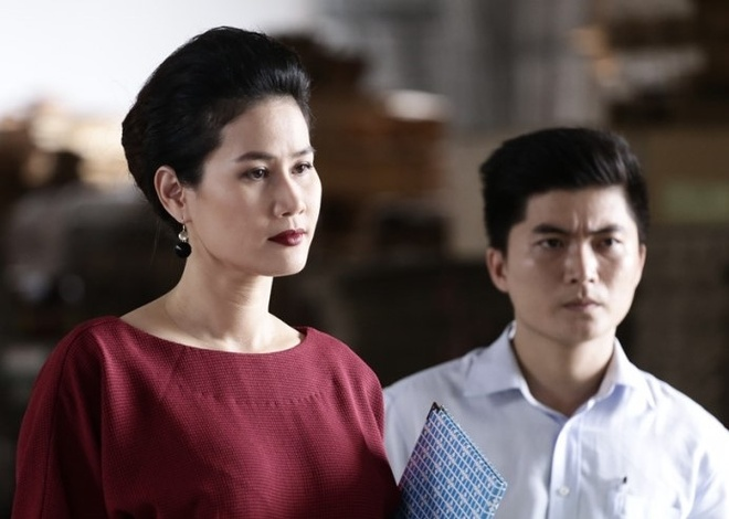 Dien vien chay show vi so 'cap dat': Khong hy sinh kho co vai de doi hinh anh
