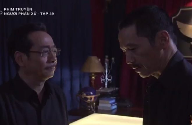 'Nguoi phan xu' tap 39: The 'Chot' khang dinh la bo de cua Le Thanh hinh anh 2
