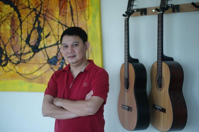 Nghe si guitar co 15.000 hoc tro: 'Cay dan khong bao gio hai ai' hinh anh