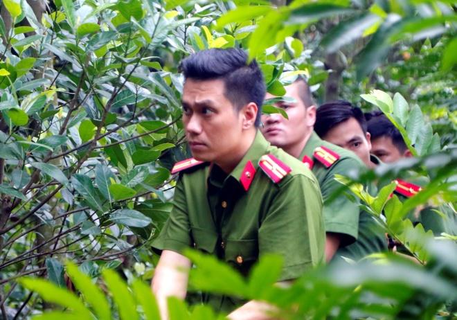 'Phan Hai' Viet Anh lan dau duoc dong vai canh sat dieu tra hinh anh