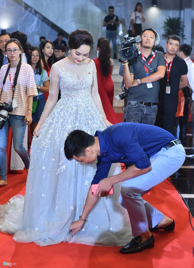 Bao Thanh chia se giai VTV Awards anh 3