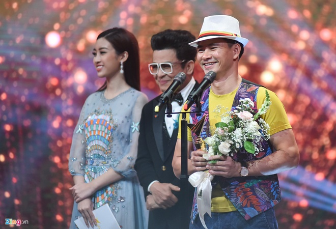 Xuan Bac noi ve giai VTV Awards anh 1