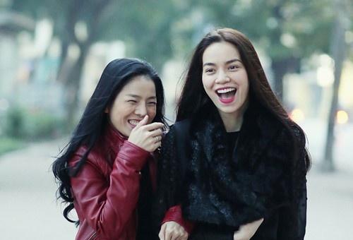 Le Quyen se hoa giong voi Ho Ngoc Ha trong dem nhac tai Ha Noi hinh anh