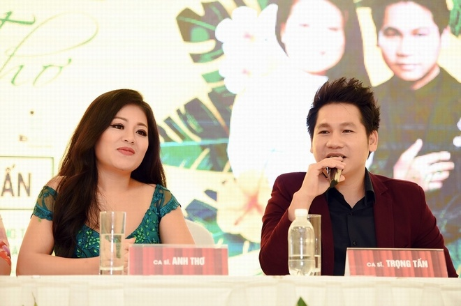 live show Trong Tan - Anh Tho anh 2