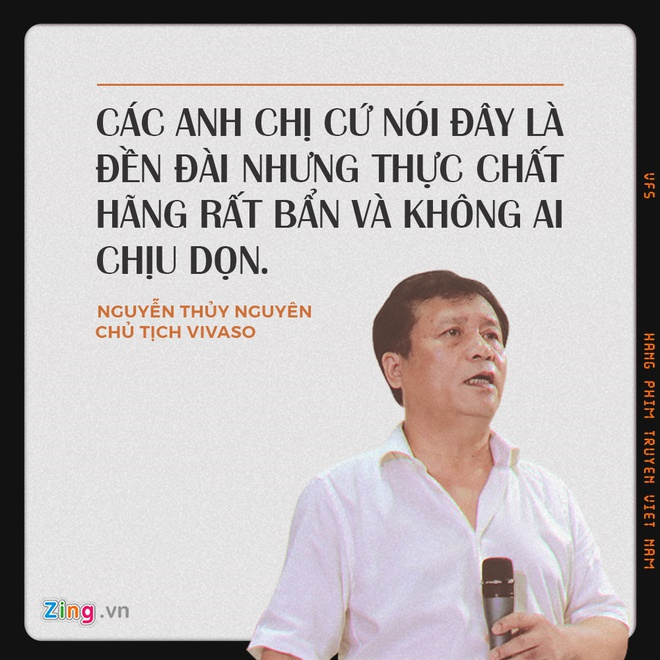 Cham cong lao dong nghe si Hang phim truyen VN bang dau van tay hinh anh 2