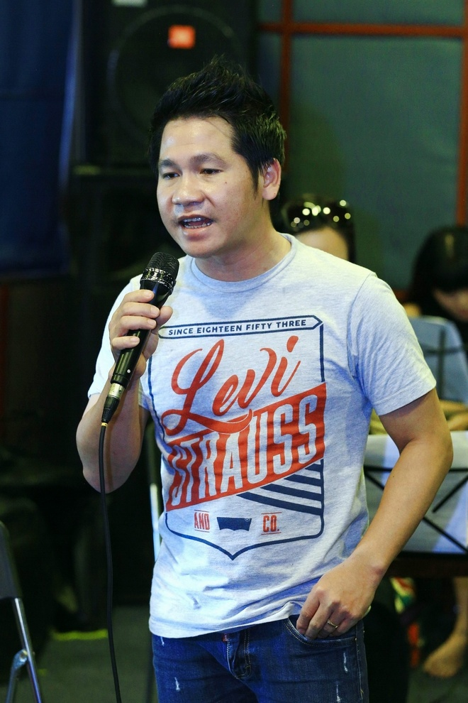 live show Trong Tan Anh Tho anh 2