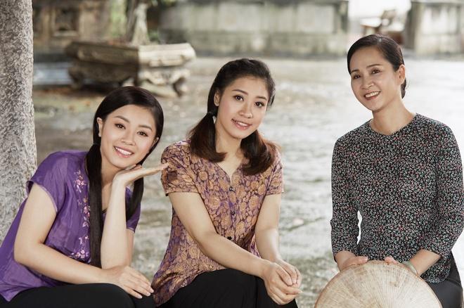 NSND Lan Huong vao vai ba me tan tao trong MV cua Sao Mai Thu Hang hinh anh