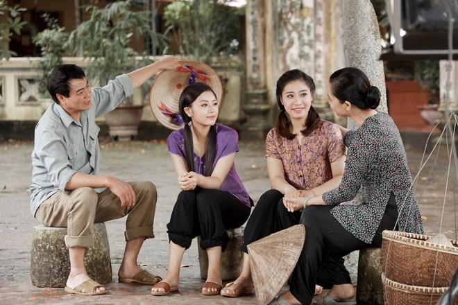 NSND Lan Huong vao vai ba me tan tao trong MV cua Sao Mai Thu Hang hinh anh 1