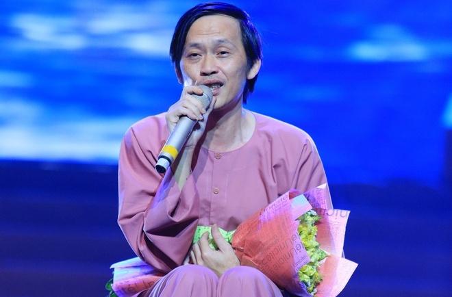 Hoai Linh ngoi bet hat 'Han Mac Tu' tren san khau Ha Noi hinh anh
