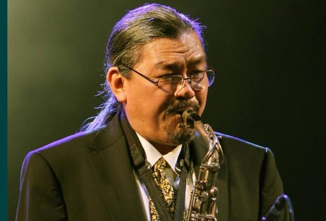 Nghe si Jazz Quyen Van Minh: Co doc voi 'dua con ghe' hinh anh