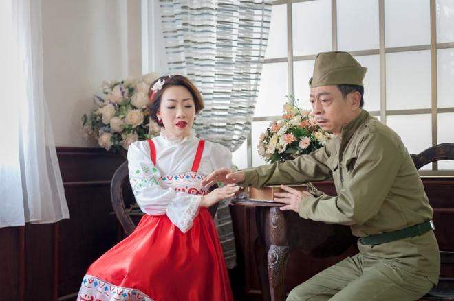 'Ong trum Phan Quan' khong nhan cat-xe khi vao vai hong quan Lien Xo hinh anh 1