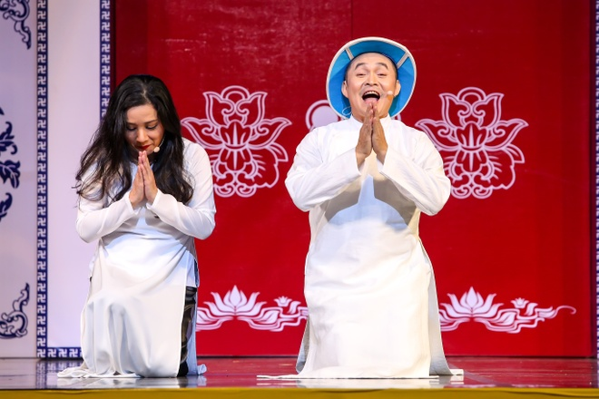 Ngoc Huyen: 'Nhieu nguoi ghet khi toi tim ca si thay the Kim Tu Long' hinh anh 5