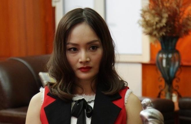 Lan Phuong gap duoc nguoi yeu moi khi dong 'Ca mot doi an oan' hinh anh