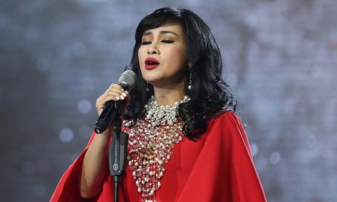 Thanh Lam, Ho Quynh Huong cung bieu dien trong 'Chao 2018' hinh anh