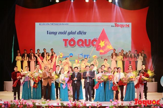 'Dan sao' hang dau Viet Nam se tham gia Vang mai giai dieu To quoc hinh anh