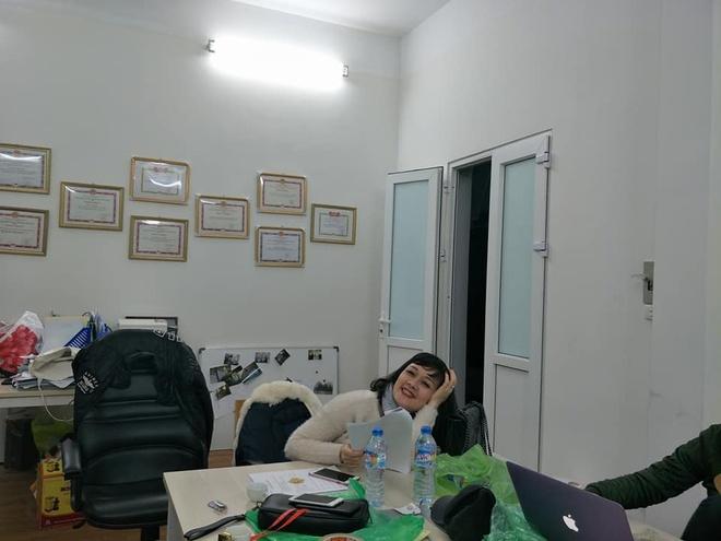 Hinh anh Xuan Bac dang tai khong phai hau truong Tao quan 2018 hinh anh 2