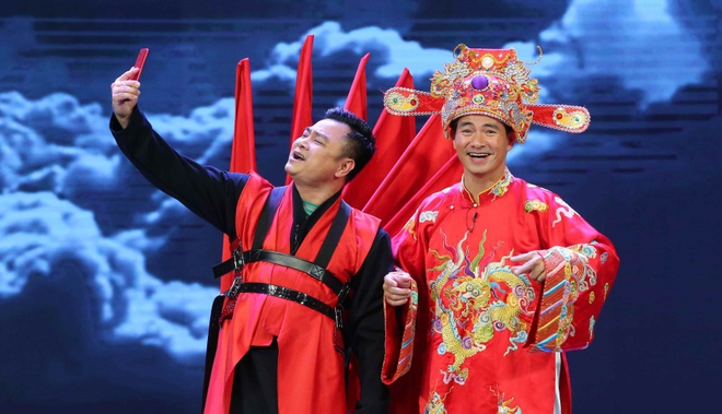 Anh hung ban phim, song ao cau like bi cham biem o Tao Quan 2018 hinh anh 1