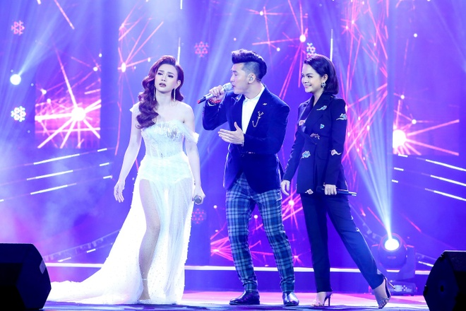 Pham Quynh Anh nghen ngao trong live show Ung Hoang Phuc hinh anh