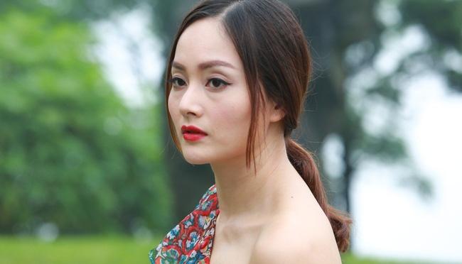 Lan Phuong: 'Toi mang bau nhung van dong canh nga, dap pha' hinh anh