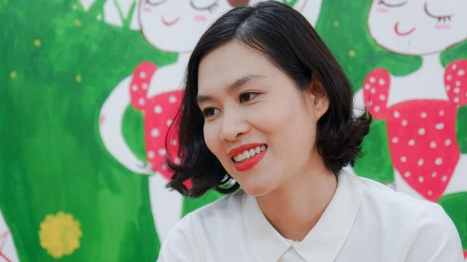 Ha Huong: Nguyet va 'Phia truoc la bau troi' ap den nhu con bao hinh anh 3