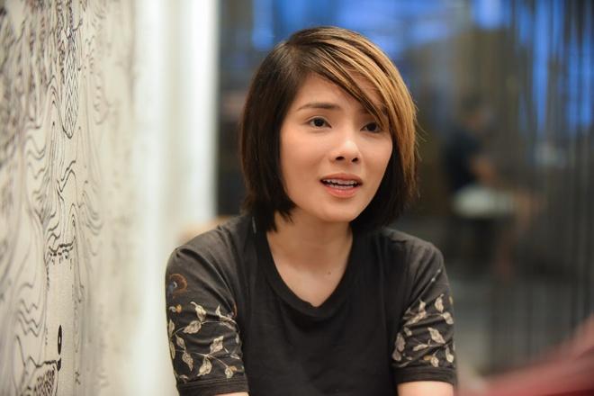 'Tra Cave' Kieu Thanh: 'Tung rung cam voi Thanh Vinh den son da ga' hinh anh