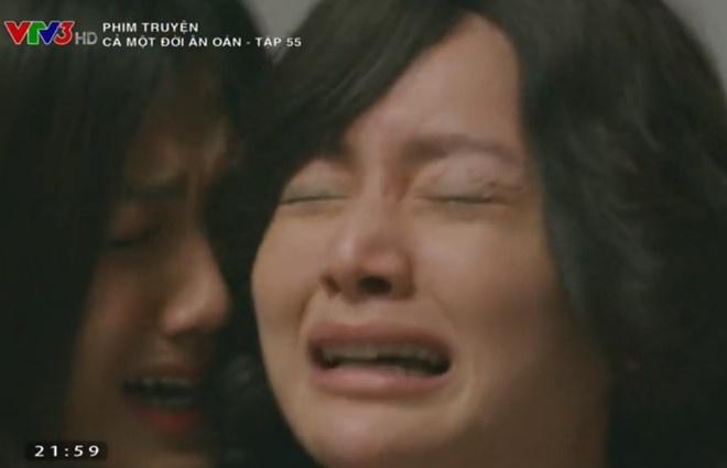 Lan Phuong duoc khen dien tot vai ac doc nhat phim 'Ca mot doi an oan' hinh anh 2