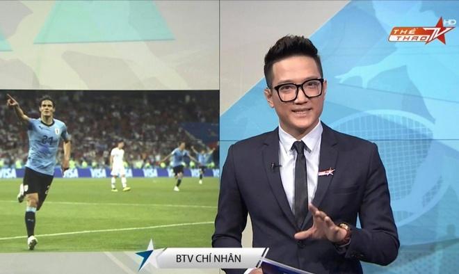Dien vien Chi Nhan bat ngo lam BTV The thao hinh anh 1