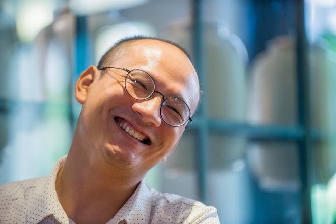 Nha bao Phan Dang: 'Giau ngheo khong chi do bang tien bac' hinh anh
