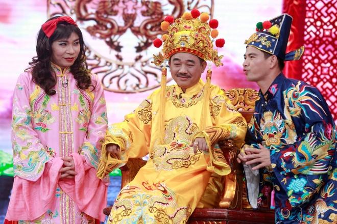 Ai dong Ngoc Hoang trong chuong trinh Tao Quan dau tien? hinh anh