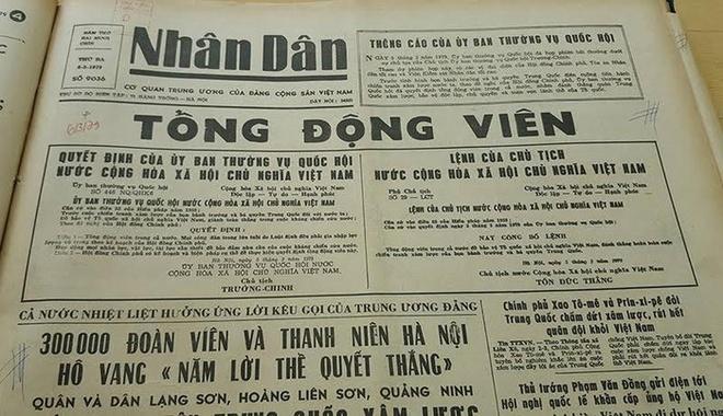 Chu tich Ton Duc Thang ky lenh tong dong vien vao ngay nao nam 1979? hinh anh 6