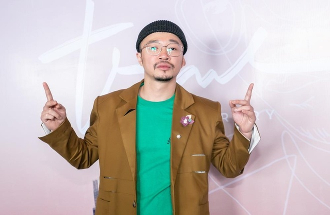 Rapper Ha Le: 'Toi pha nhac Trinh nhung khong lam bung bet' hinh anh 3