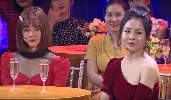 Hot girl Tram Anh tiep tuc bi cat song khoi game show tren VTV hinh anh 1