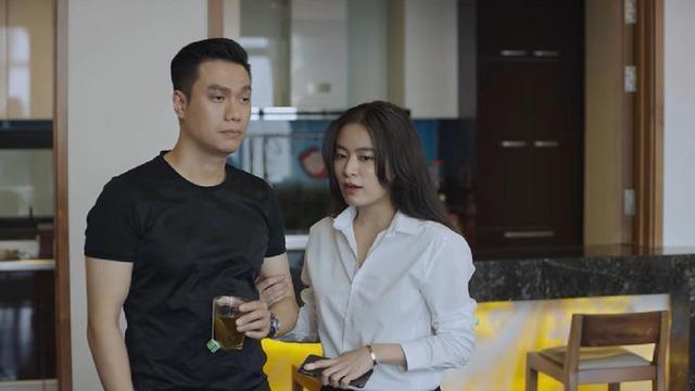 'Me cung' tap 8: Dien xuat cua Hoang Thuy Linh tiep tuc gay tranh cai hinh anh 1
