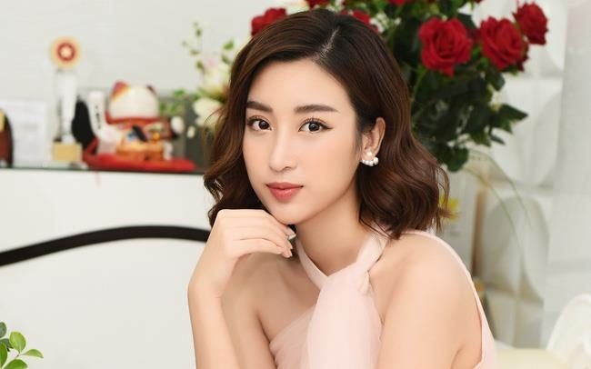 Do My Linh: 'O VTV, nhieu nguoi khong coi toi la hoa hau' hinh anh