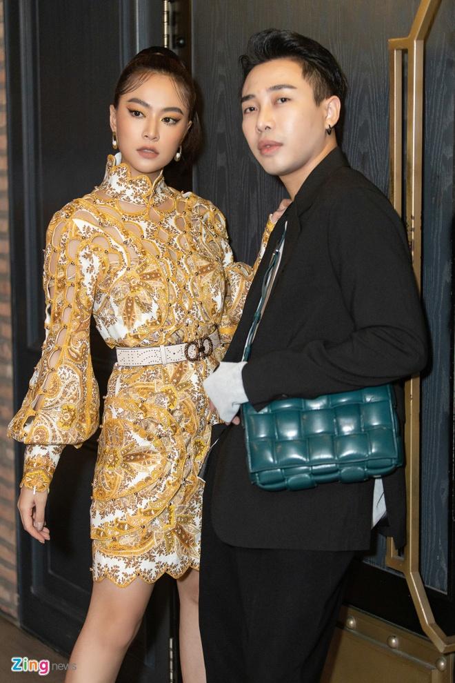 Hoang Thuy Linh ra album moi ve doc than, dung nhieu ca dao tuc ngu hinh anh 3