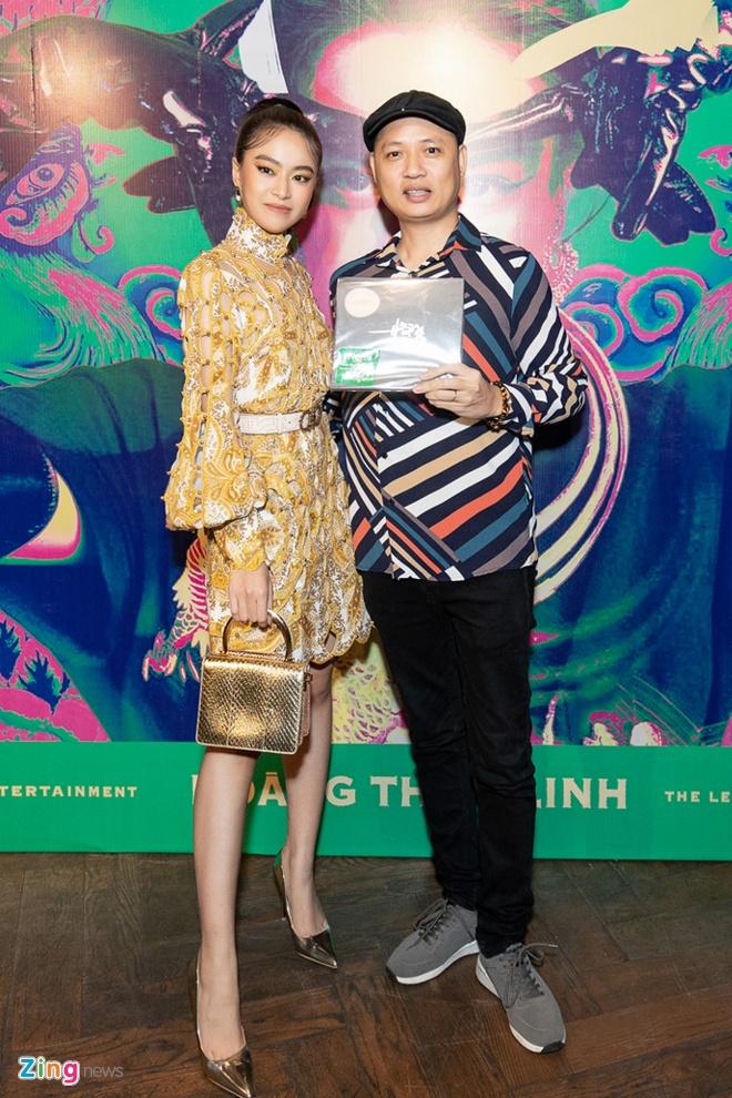 Hoang Thuy Linh ra album moi ve doc than, dung nhieu ca dao tuc ngu hinh anh 4