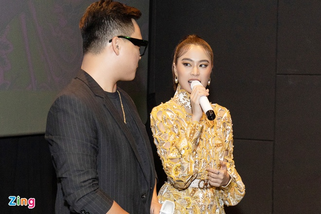Hoang Thuy Linh ra album moi ve doc than, dung nhieu ca dao tuc ngu hinh anh 5