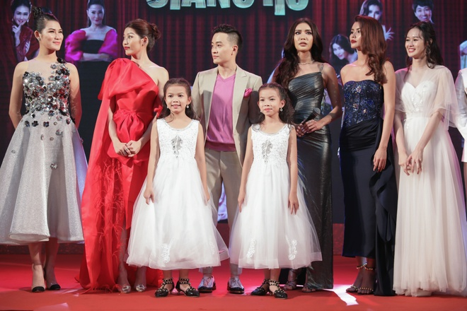 Luong Manh Hai ra mat phim ve hoa hau anh 3