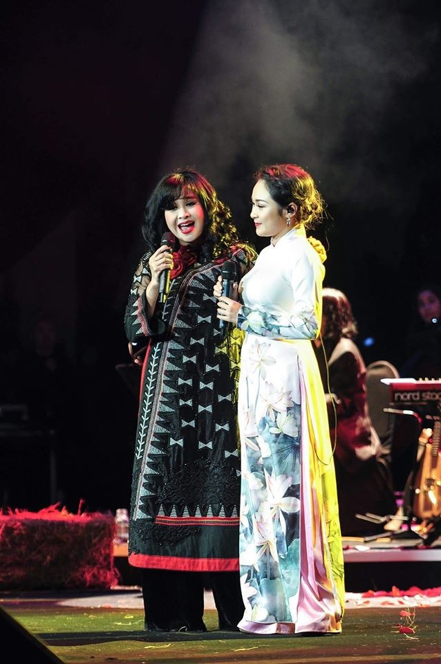 Con cai thanh dat cua diva Thanh Lam, My Linh hinh anh 7