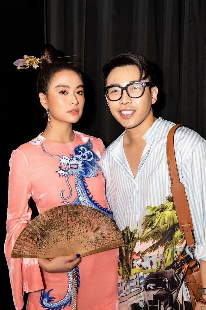Hoang Thuy Linh nhac den Nhat ky Vang Anh trong MV moi hinh anh 5 SBT_3323.jpg