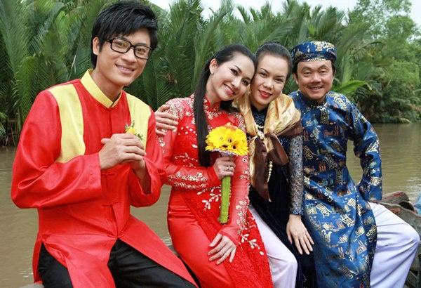 Nhung phim Viet tung that thu mua Tet hinh anh 7 kim_hien_1_829894_1372045188_600x0.jpg