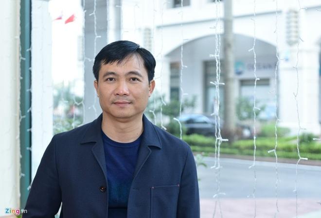 NSUT Do Thanh Hai lam Pho tong giam doc VTV anh 1