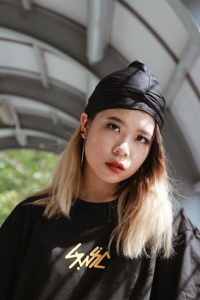 doi Suboi yeu nhat Rap Viet anh 4