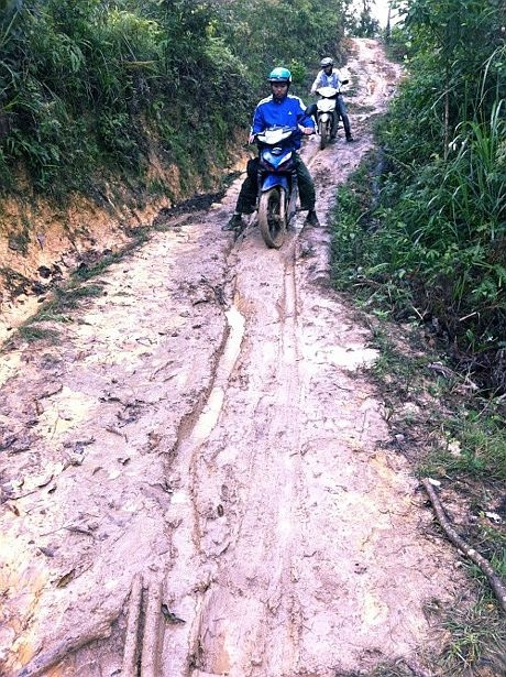 Thu thach cung 'phuot' offroad hinh anh 3