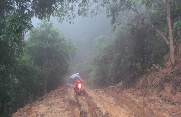 Thu thach cung 'phuot' offroad hinh anh 4